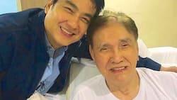 Bong Revilla Jr. gives update on health condition of Ramon Revilla in hospital