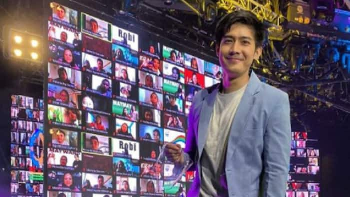 Robi Domingo lectures MayWard fans who accuse him of using Maymay