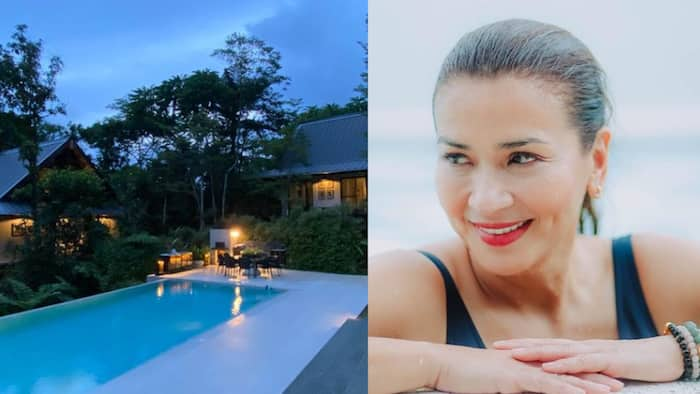 Zsa Zsa Padilla flaunts her beautiful resort in Quezon province