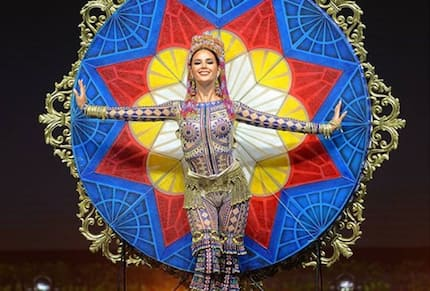 Catriona Gray breaks her silence about national costume glitch in Miss Universe