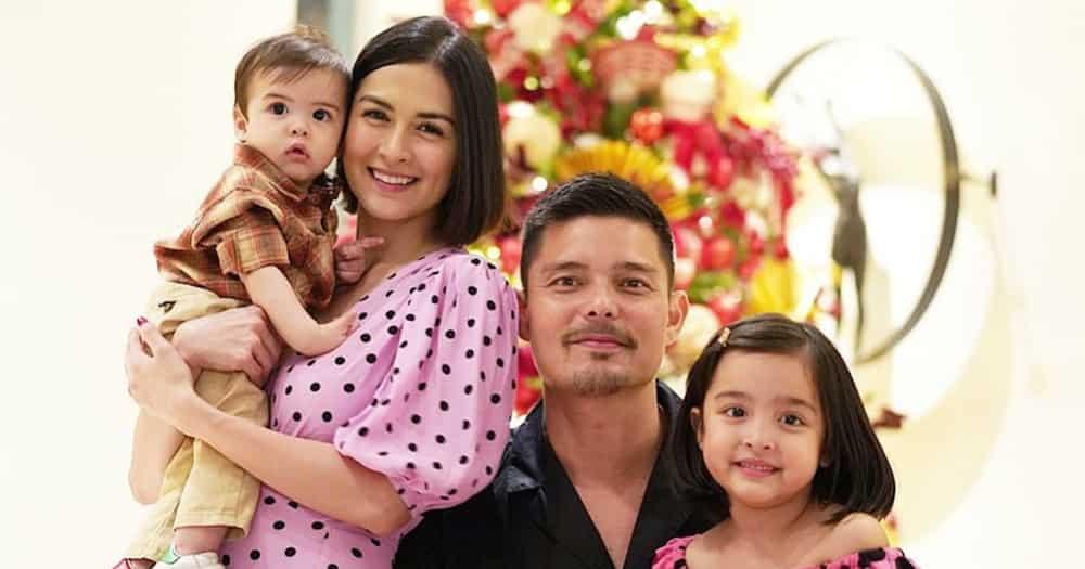 Kuya Kim documents Marian Rivera, Dingdong Dantes' vaccination