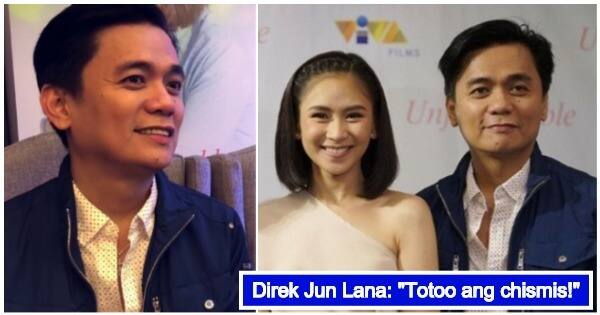 Direk Jun Lana responds to rumors about Sarah Geronimo's behavior behind camera