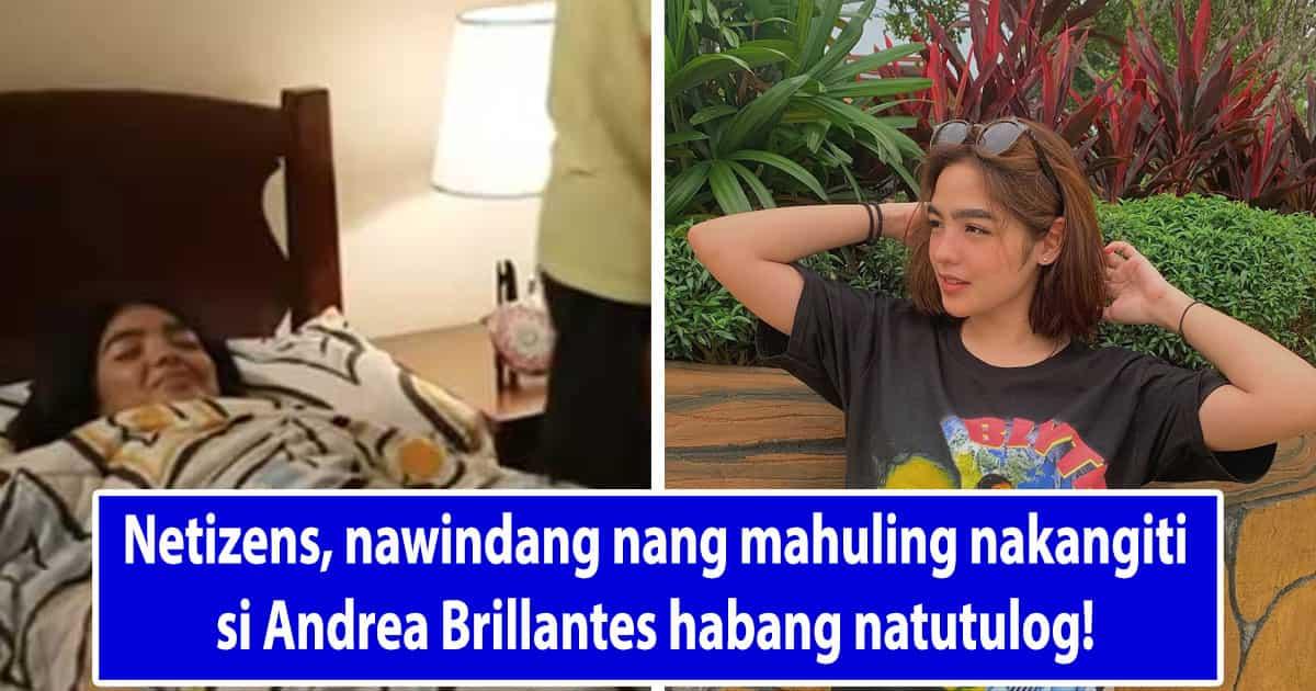 Brillantes scandal andrea Andrea Brillantes