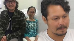 Baron Geisler breaks into tears as he opens up about his biggest regret