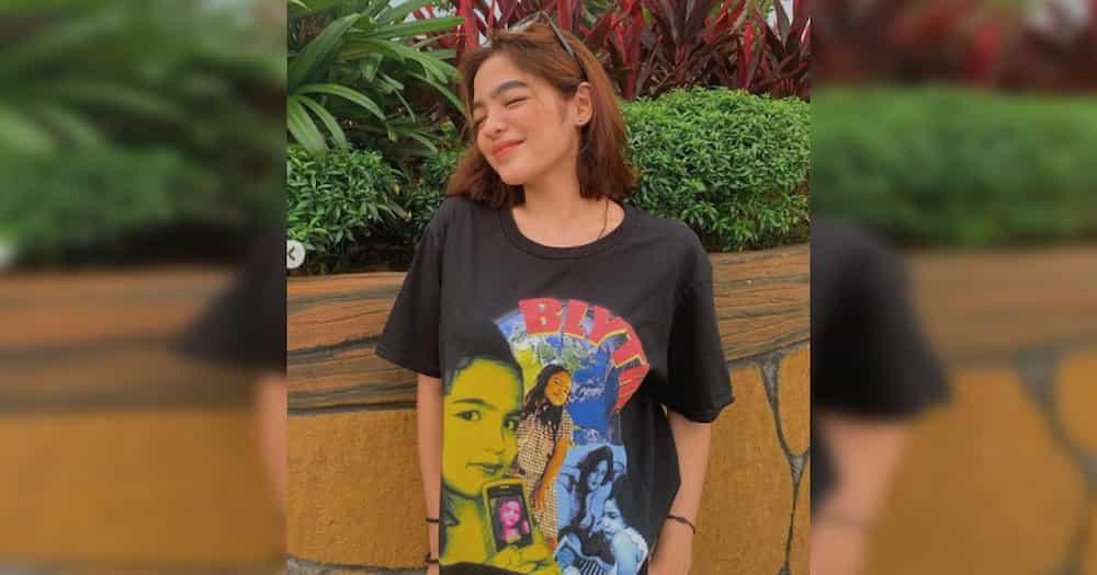Andrea Brillantes tops the list of most popular celebrity on TikTok