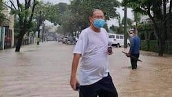 Mayor ng Marikina, pinuri dahil sa tapang sa gitna ng Typhoon Ulysses