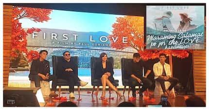 Higit 6M ang kita ng First Love sa opening day, at viewers, affected pa rin!