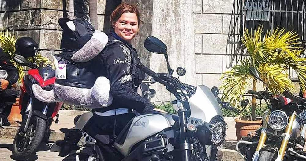 Sara Duterte, nagpositibo sa COVID-19; nasa isolation facility na ngayon, ayon sa Davao City Mayor's Office