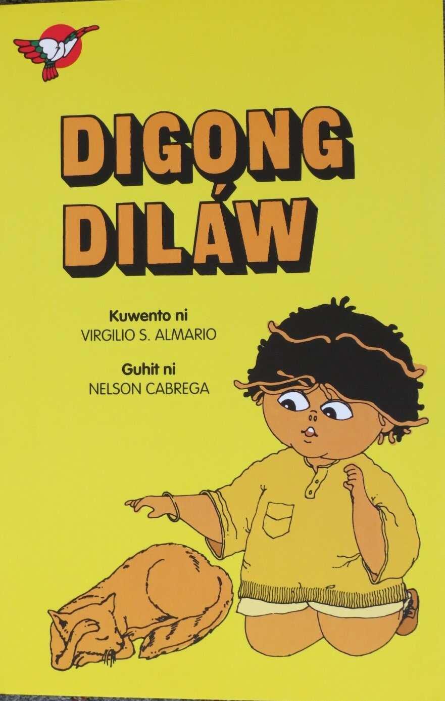 Ansabe?! VP Leni Robredo narrates the story of 'Digong Dilaw' to school kids