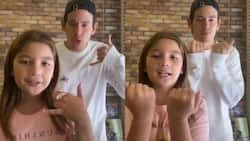 Jake Ejercito, Ellie Eigenmann's cute and cool 'gang' dance video goes viral