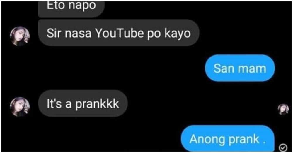 """Gumagawa ng saranggola, nabiktima ng """"It's a prank!"""" para sa YouTube"""