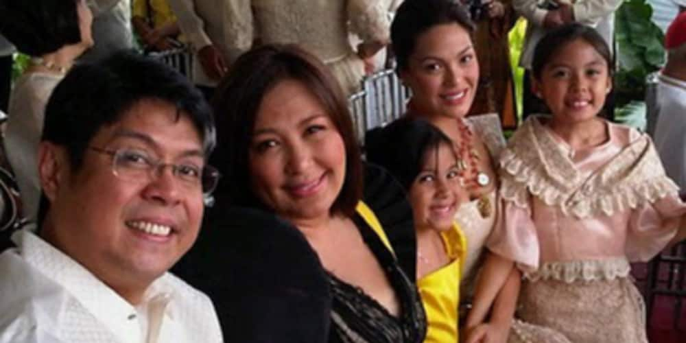Sharon Cuneta admits husband's bashers cause difficulties and stress in her family