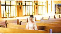 Bride na iniwan ng groom, matapang na itinuloy ang bridal photoshoot