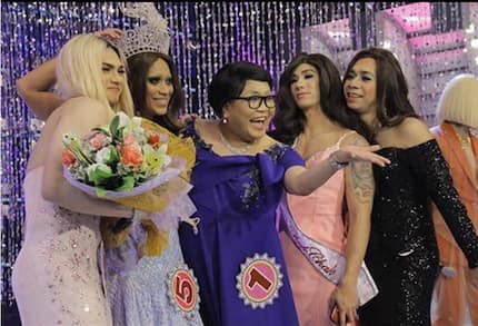 Bonggacious talaga! It's Showtime's male hosts stun netizens after joining Miss Q&A special edition