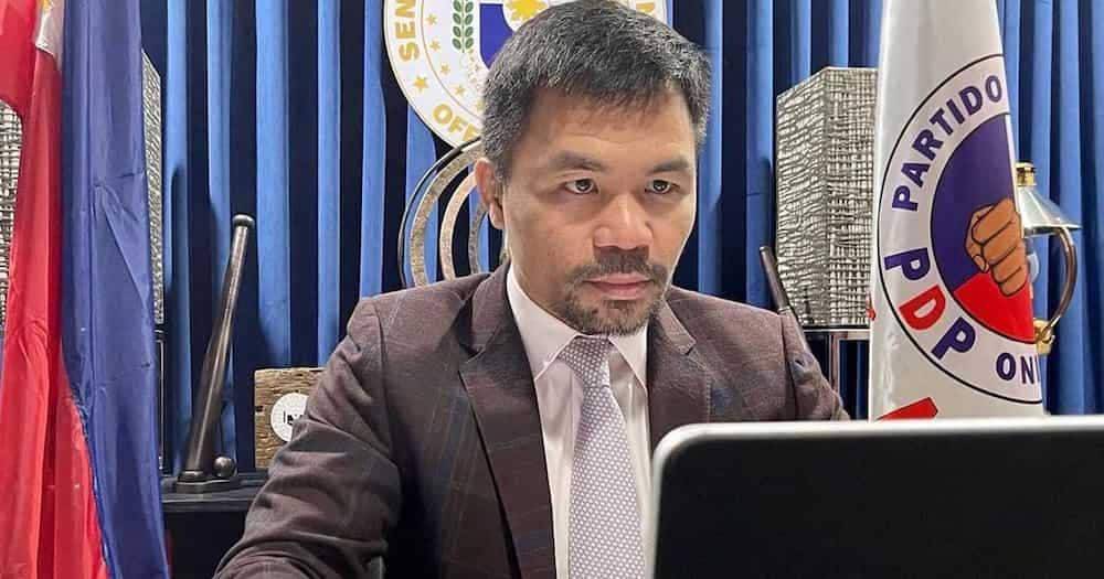 "Sen. Manny Pacquiao, kinasuhan ng P100-M libel si Pastor Apollo Quiboloy: ""He used this deliberate falsehood…"""