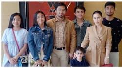 Jinkee Pacquiao, nagsuot ng simple but elegant OOTD sa pag-file ng COC sa pagka-pangulo ni Manny Pacquiao