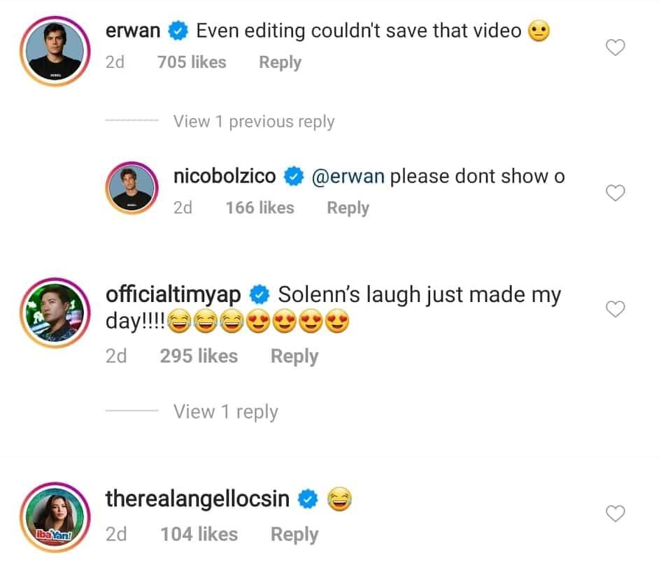 Solenn Heussaff, naiyak dahil sa video na pinakita ni Nico Bolzico