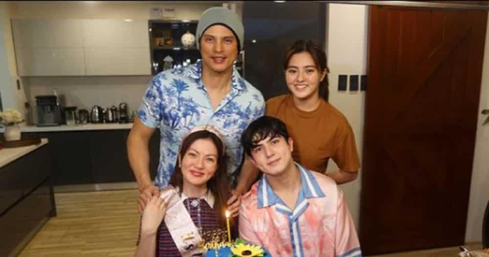 Carmina Villaroel's simple but joyful birthday party at home goes viral