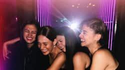 Bea Alonzo, Anne Curtis, Angel Locsin, Angelica Panganiban react to their viral photo