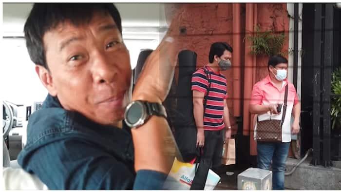 Ogie Diaz, nawindang matapos pagbayarin ni Long Mejia sa kanilang kinain