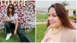KC Concepcion shows glimpses of her life in America, buys furniture for her condo