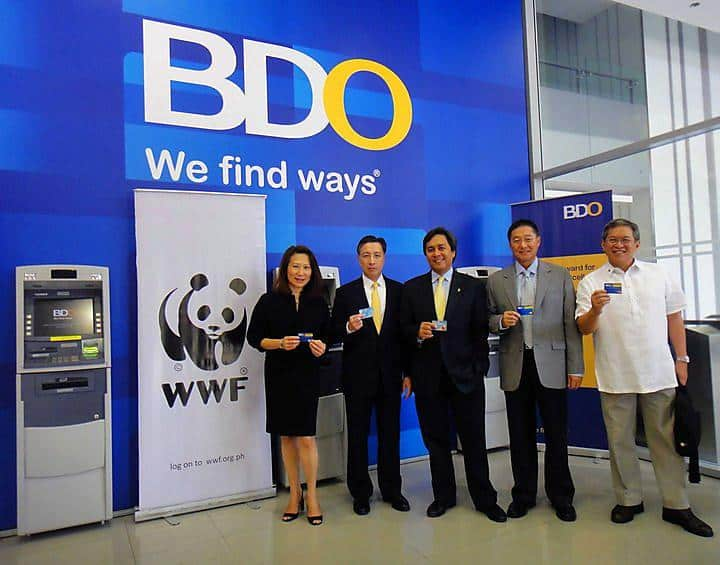 BDO savings account