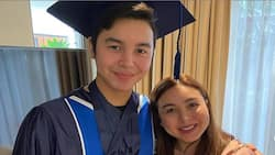 Marjorie Barretto's son Leon graduates from high school; bags 7 medals