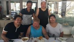 Allan K's older sister passes away