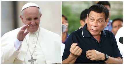 Pres. Duterte claims that most of the Catholic priests are homosexuals
