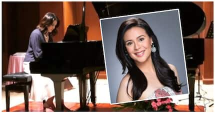 Achieved! Dawn Zulueta learns to play piano before turning 50