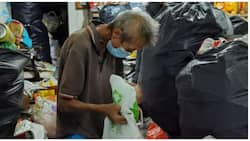 Senior citizen na nawalan ng trabaho, ginugutom ang sarili para may maibigay sa ina at kapatid
