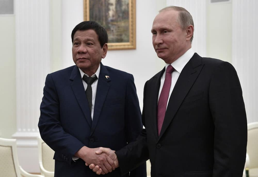 Pres. Duterte hopes for COVID-free Christmas as he accepts Russia's vaccine offer