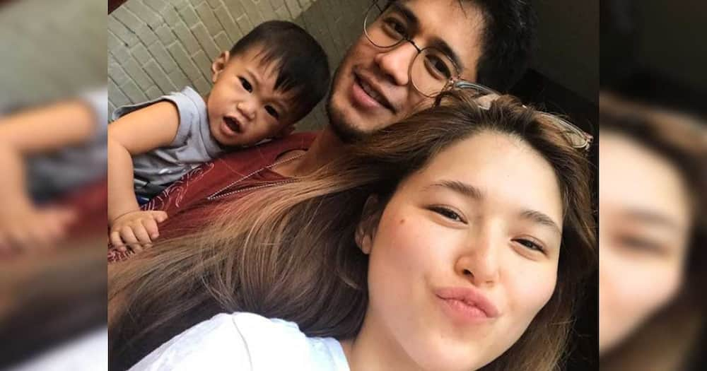 """Kylie Padilla, Aljur Abrenica exchange sweet messages on their """"monthsary"""""""