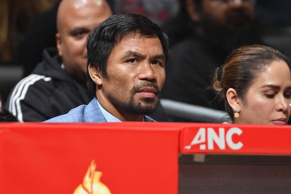 Manny Pacquiao airs frustrations over PhilHealth and its former chief Ricardo Morales