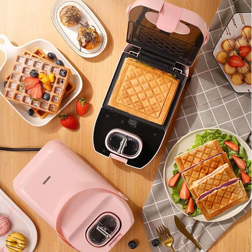Multi-function breakfast makers best suited for those always on-the-go
