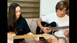 Video of Wendell Ramos jamming with daughter Tanya stuns netizens