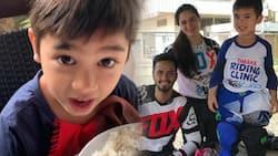 Anak nina Kristine Hermosa at Oyo Boy Sotto, nahirapan mag-Tagalog sa viral na video