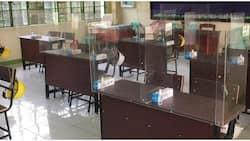 Elementary classrooms ng Navotas sakaling mag-face-to-face classes na, ipinasilip