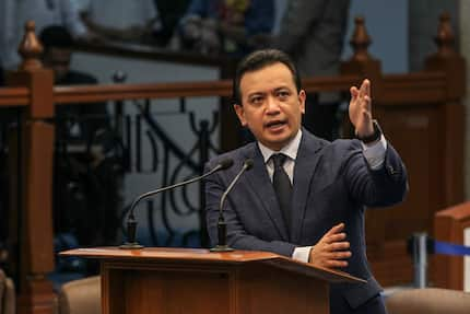 'Prof. Trillanes'? Sen. Antonio Trillanes says he likes to teach after his Senate term