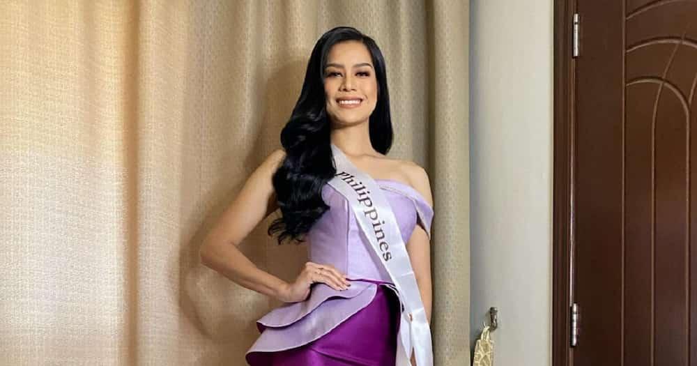 Miss Philippines Roberta Tamondong crowned as Miss Eco Teen International 2020