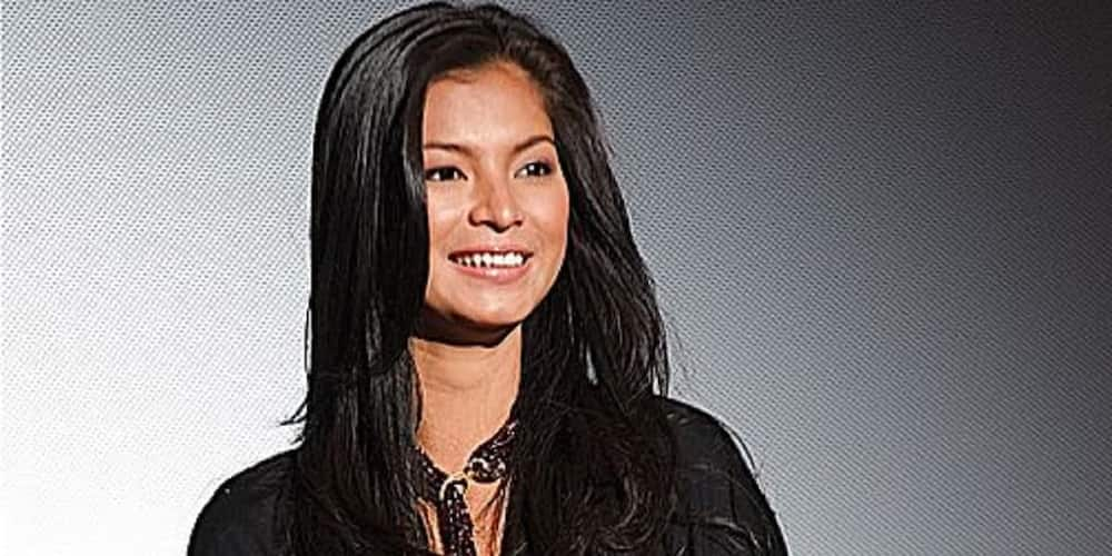 Angel Locsin talks about setting up fiancé Neil Arce with other girls in the past