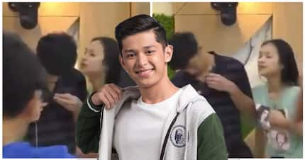 Di umobra ang da moves! Aljon Mendoza earns praises for being a gentleman