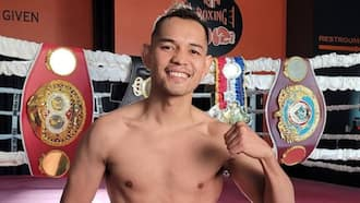 Nonito Donaire makes history with world title KO win against Oubaali