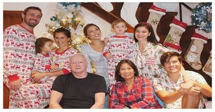 Pasko ng mga sikat! 15 Filipino celebrity family Christmas photos