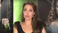 Angelina Jolie gets emotional over Boy Abunda's question about failed love