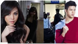 Awkward! Janella Salvador and Elmo Magalona spotted separately at the airport for concert tour