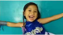 Batang limang taong gulang, napapasayaw pa rin 'pag nakaririnig ng TikTok kahit tulog