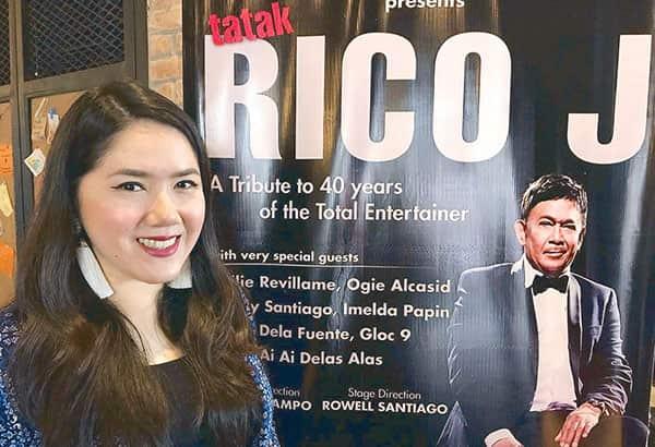 Nakakaiyak na mga huling sandali ni Rico J. Puno, ibinahagi na ng kanyang anak na babae