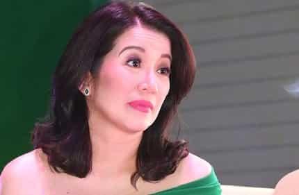 Kris Aquino gives a classy response to Gretchen Barretto's statement