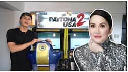 Ronnie Alonte, pinasalamatan si Kris Aquino sa binigay nitong arcade machine